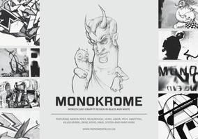 MONOKROME e flyer by EUKEE