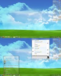 Windows 7 - Clean Start by SHADOW-XIII