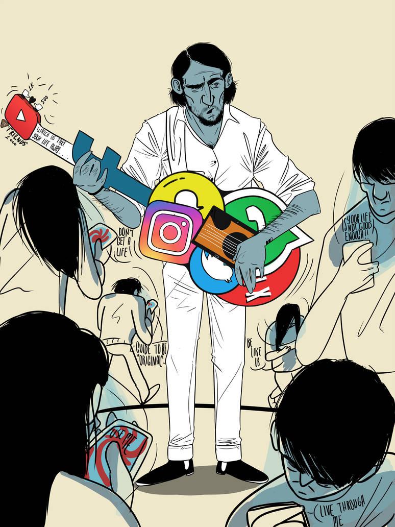 Social Take Away by ReubenSanntos