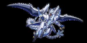 Cyberse Quantum Dragon [Full Render] by KogaDiamond1080