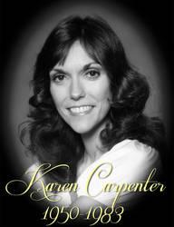 RIP-Karen Carpenter by HanakoFairhall