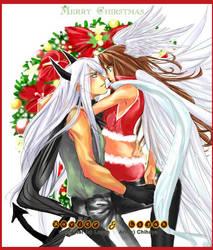Christmas proposal by chihaya