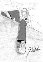 Top - Manga Studio Version by GisaPizzatto