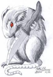 Dream Rat by JuviDrake