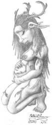 Beauty and Rebirth by JuviDrake