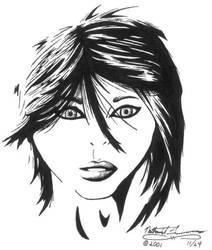 Pretty in Ink by JuviDrake