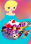 Alice in Wonderland by Dexyne