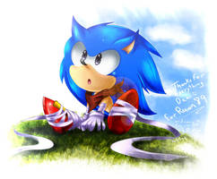Can I be in Sonic Boom (?) (Gift for RAWN89) by Yamizuh