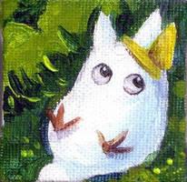 Chibi Totoro by MySweetPhantom