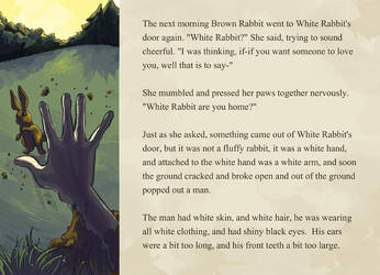 Brown Rabbit White Rabbit page 9 by MySweetPhantom