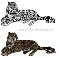 Jaguar by BearlyFeline
