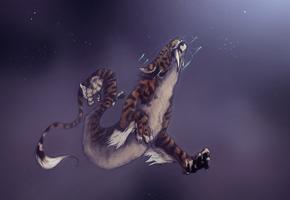 Moonlight by BearlyFeline