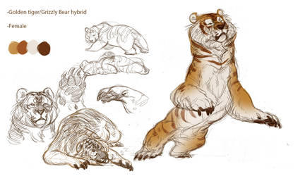 New character! by BearlyFeline