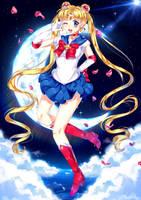 Sailor Moon by Kaidachu