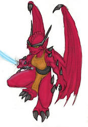 SW: Padawannabe Kreeg colored by Orin by Heckfire