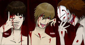 PewDieCryBuscus ~ Blood, blood, and blood ! by Reikiwie