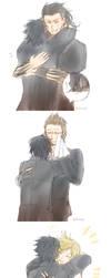 Hug your family by Reikiwie
