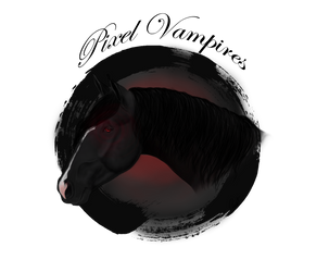 Pixel Vampires by MynameisPhantomrider