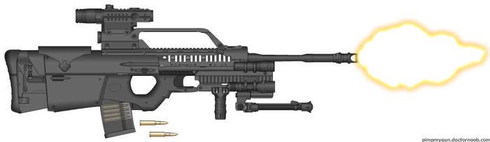 FN G63 by CINNAStixx