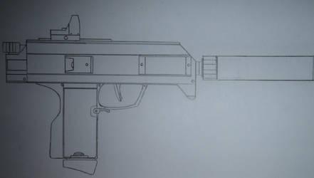 STX- 45 Prototype by CINNAStixx