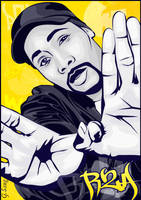 RZA by BlissInMyCoffee
