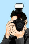 Camera Guy by BlissInMyCoffee