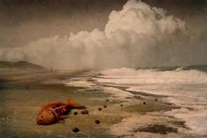 ....The kiss of the sea virgin by MOTOM-MOandTOM
