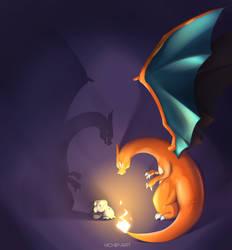 [Pokemon]: Mimic You? by Vichip-Art