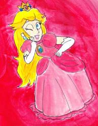 GDC Day 21: Princess Peach by BobcatAngel