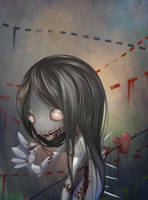 stitch girl. by Meammy