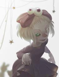 Eyeball Girl by Meammy