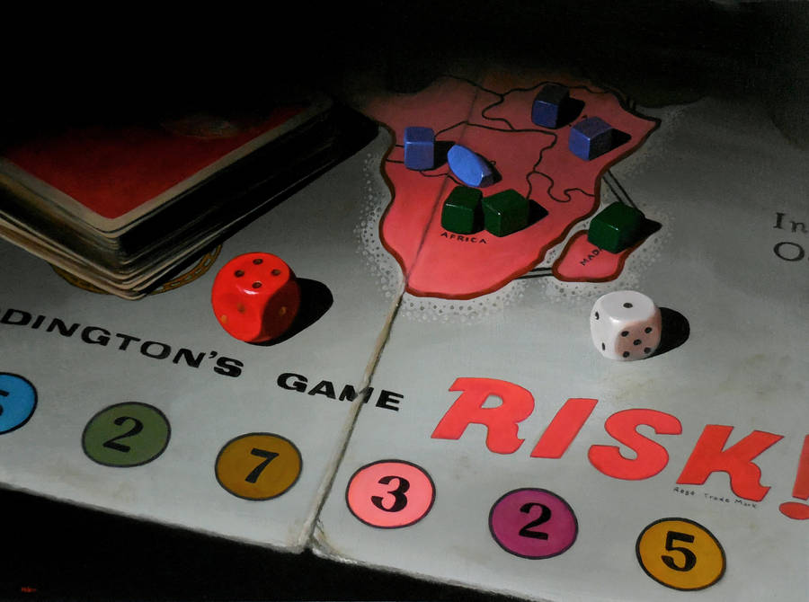 Risk by bryanhible
