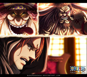 One piece 907: The strength of the Yunco by ZAIN-ART