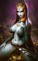 Legend of Zelda: Twilight princess by Tarakanovich