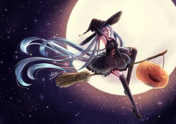+Halloween+ by astatos