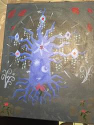 Tree of Harmony Painting by xxoceanbreezexx