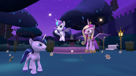 Family Park Outing by xxoceanbreezexx