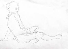 Nude #6 by nbrignol