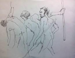 Nudes by nbrignol
