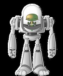 Tissere / Robot by nbrignol