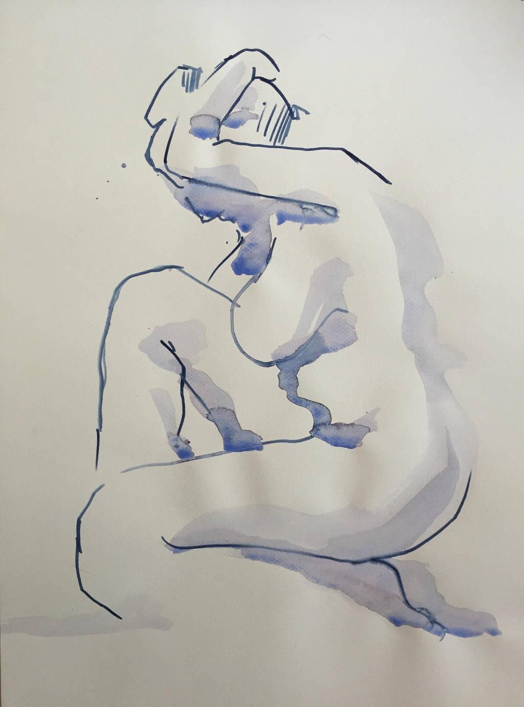 Nude by nbrignol