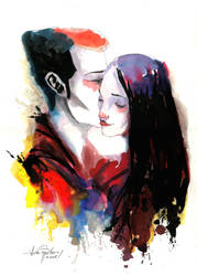 Pleasure 2 kiss and secrets... by javierGpacheco
