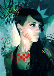 Carla new by javierGpacheco