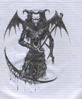 grim reaper by raiso