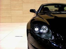 Aston Martin Black by beechie