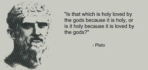 Plato quote by Philiposophy
