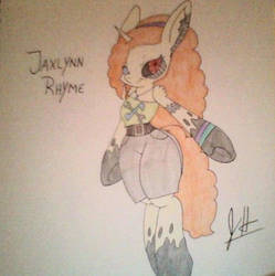 Jaxlynn Rhyme by Jazz-Mania666