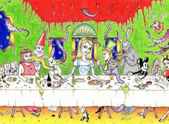 The Last Tea Party by Stardust-Splendor