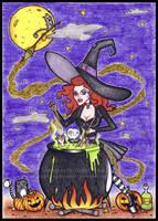Halloween by Stardust-Splendor