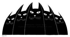 Cats Rule II by Stardust-Splendor